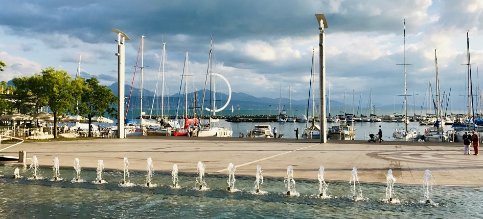 Lausanne est la meilleure petite ville du monde